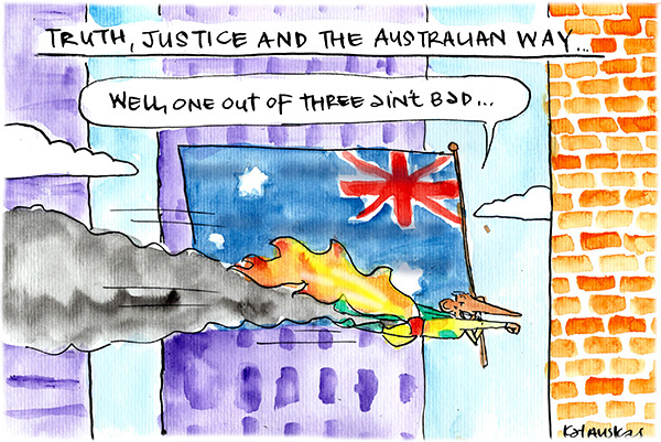 150707 Truth Justice Australian Way 600